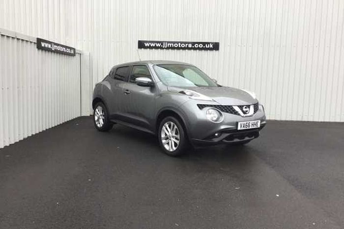 Nissan Juke 1.5 dCi N-Connecta 5-Door Hatchback Grey
