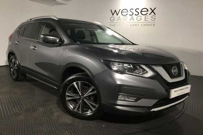 Nissan X-Trail 5Dr SW 1.3 DIG-T (140ps) N - Connecta (5st) Grey