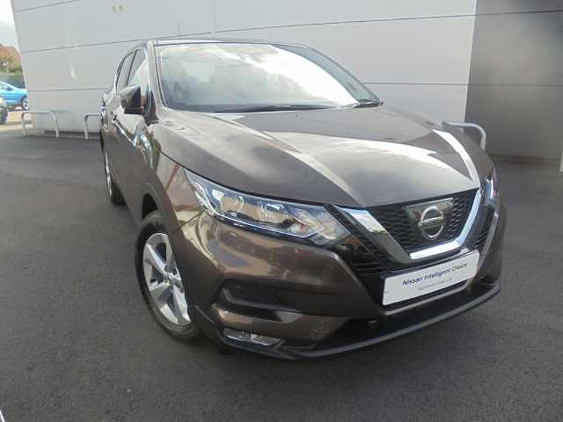 Nissan Qashqai Brownfor Sale In Canterburynissan Used Cars Uk