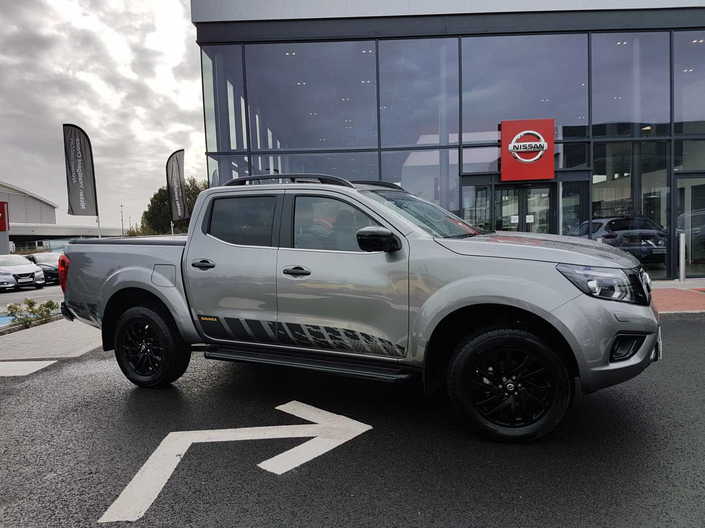 Nissan Navara Grey For Sale In Dartford Nissan Used Cars