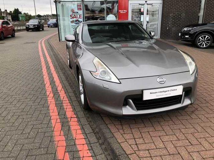 Nissan 370Z 3.7 2-Door Coupe Grey