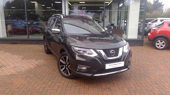 Nissan X-Trail 5Dr SW 1.7dCi (150ps) Tekna (5 Seat) Green
