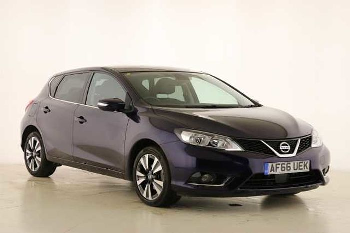 Nissan Pulsar 1.2 DIG-T  N - Connecta Hatchback 5-Door Blue
