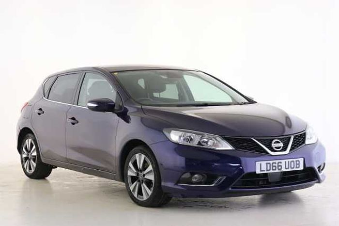 Nissan Pulsar 1.5 dCi N - Connecta Hatchback 5-Door BLUE