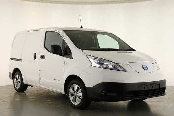 Nissan ENV200 PANEL VAN E Tekna Rapid Panel Van Solid - White