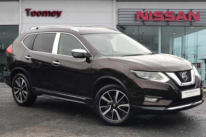 Nissan X-Trail 1.6 dCi Tekna 5-Door Station Wagon Picador Brown