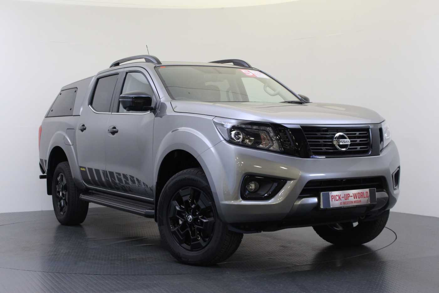 Nissan Navara Grey For Sale In Edinburgh Nissan Used