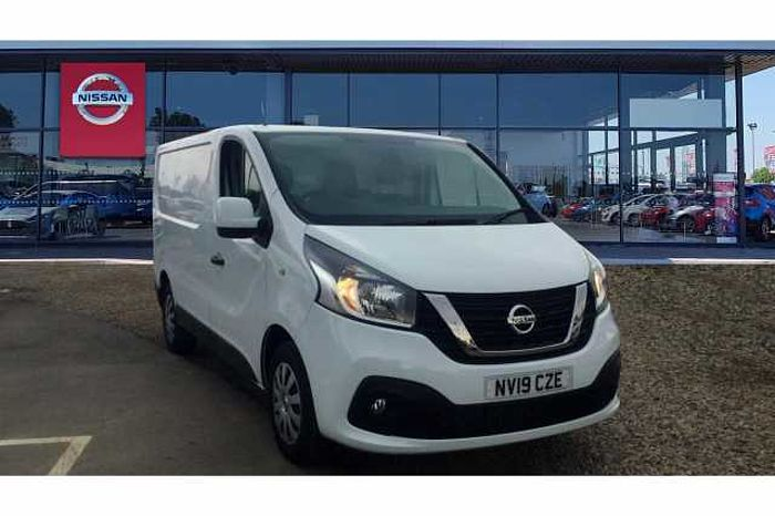 Nissan NV300 1.6dCi (120ps) Acenta L1H1 (1.0t) Panel Van Solid - Glacier White