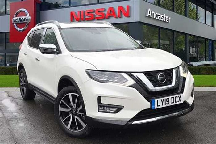 Nissan X-Trail 5Dr SW 1.7dCi (150ps) Tekna (7 Seat) White