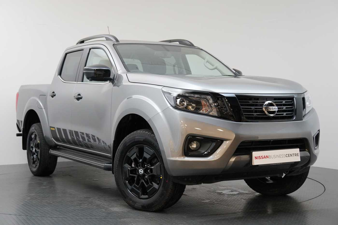 Nissan Navara Grey For Sale In Stirling Nissan Used Cars