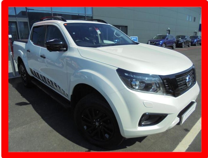Nissan Navara │White│for Sale in Reading│Nissan Used Cars