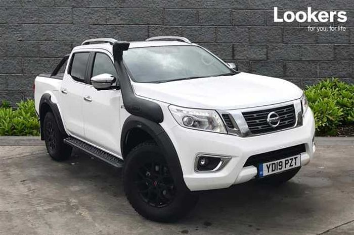 Nissan NAVARA 2.3dCi EU6 Off-Roader AT32 DoubleCab 4WDPUP ALABASTER WHITE