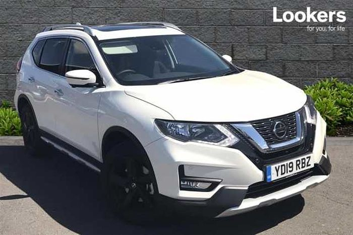 Nissan X-Trail 5Dr SW 1.7dCi (150ps) N - Connecta (7 Seat) STORM WHITE