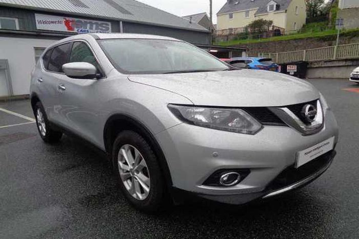 Nissan X-Trail 1.6 dCi Acenta 5-Door Station Wagon Universilv