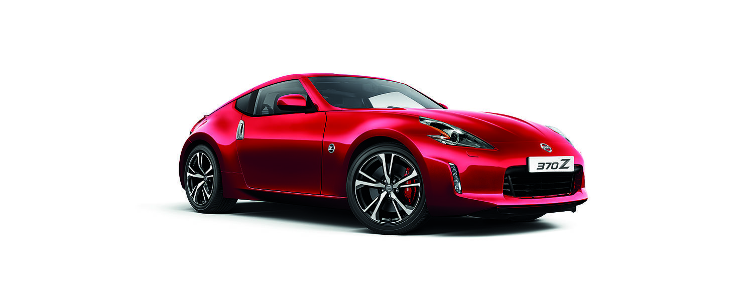 Nissan 370Z Coupe For Sale│Nissan Used Cars UK