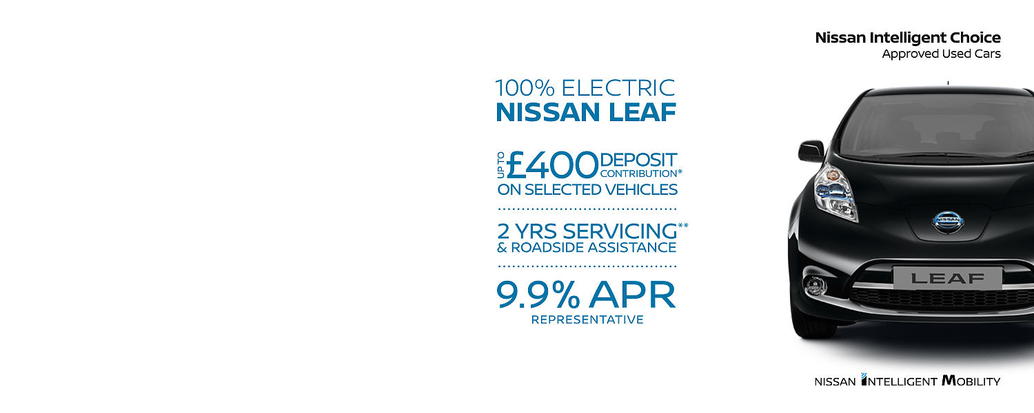 Leaf - Nissan Intelligent Choice