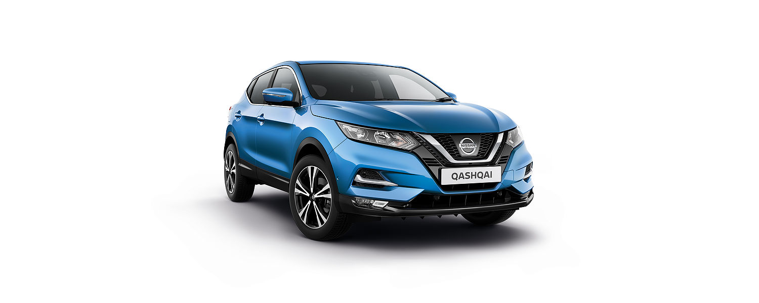 Nissan Qashqai Used Nissan Used Cars Uk