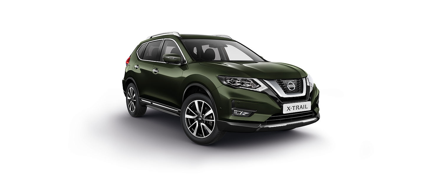 Nissan X-TRAIL For Sale│Nissan Used Cars UK