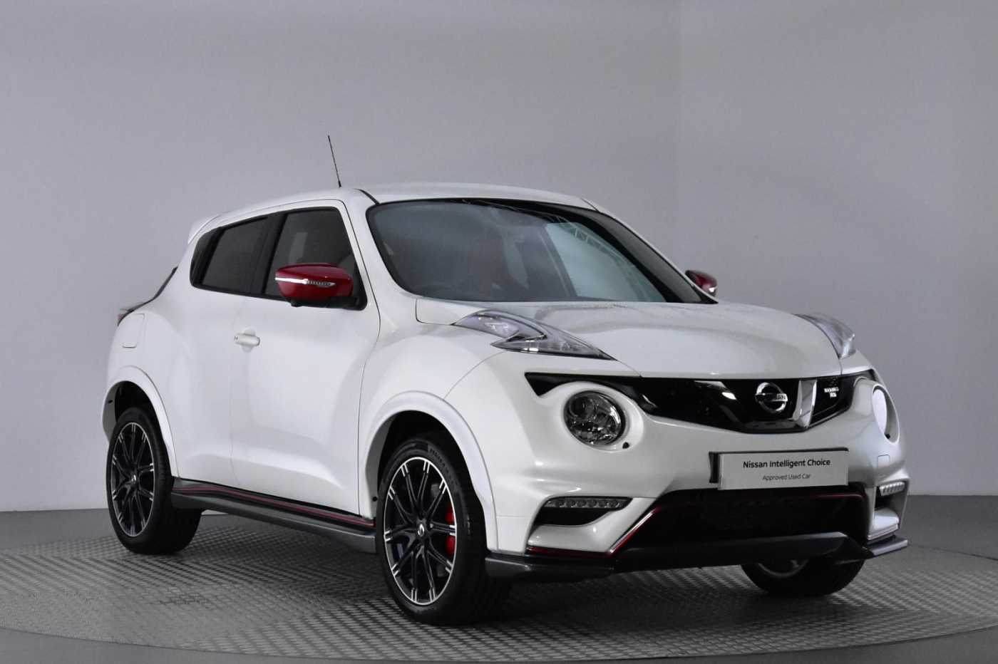Nissan Juke White For Sale In Dundee Nissan Used Cars Uk Mdx Qxbs3wa